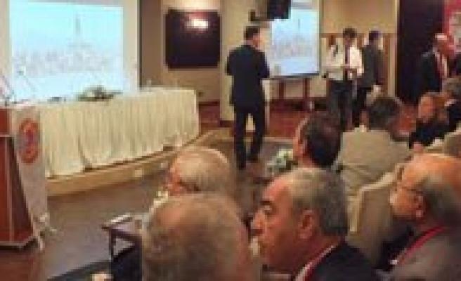 Gazeteciler Federasyonu`nun Kongresine 40 Cemiyet`ten Tepki