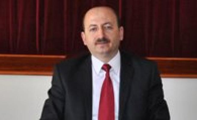 Öztiryaki Çatak Köyü'nde Arazileri Inceledi