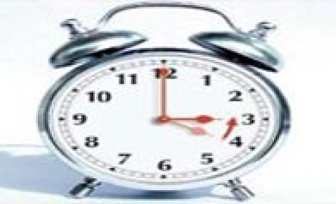 Iste Saatlerin Geri Alinacagi Tarih