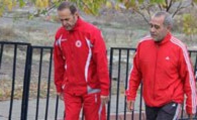 Ak Parti`nin Kizilcahamam Kampi Sabah Sporuyla Basladi
