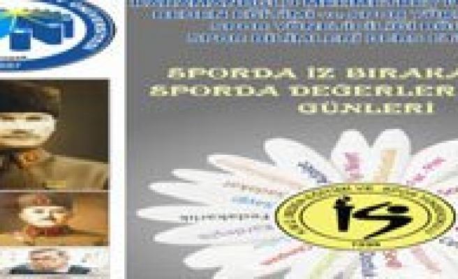 Kmü'den Sporda Iz Birakanlar Egitimi