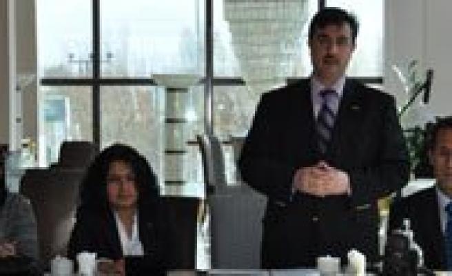 Karaman'da Otelcilere Is Basi Egitimi