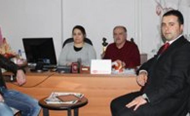 Basyayla Haber'den Gazetemize Ziyaret
