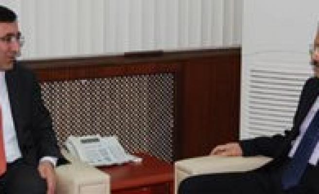 """Kalkinma Bakani Cevdet Yilmaz: """"Kmü, Yeni Kurulan Üniversitelerin Birer Tabela Üniversitesi Olmadiklarinin En Büyük Kanitidir"""""""