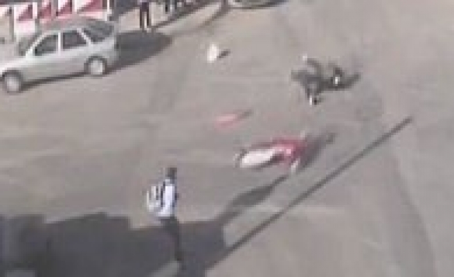 Karaman'daki Kaza Anlari Mobese`ye Takildi