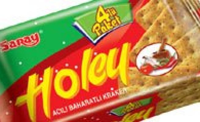 Saray'in Yeni Ürünü Holey'i, Tüketiciler Çok Sevdi