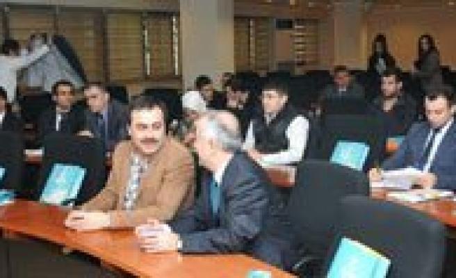 MEVKA 2013'te Verilecek Mali Destekleri Tanitti