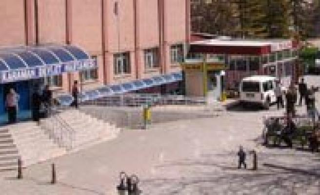 Karaman Devlet Hastanesi Bir Yilda 811 Bin Hastaya Bakti