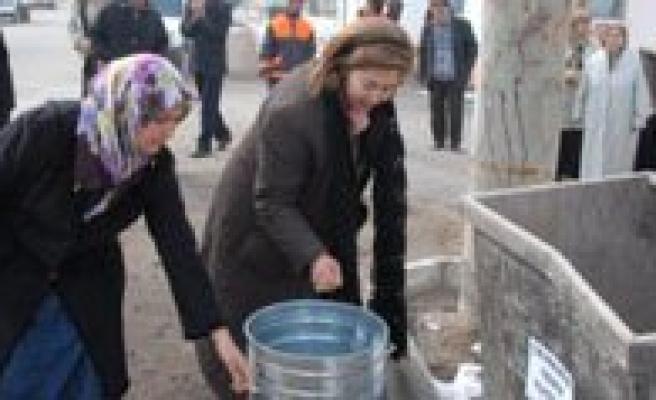 Karaman Belediyesi'nden Kül Uyarisi