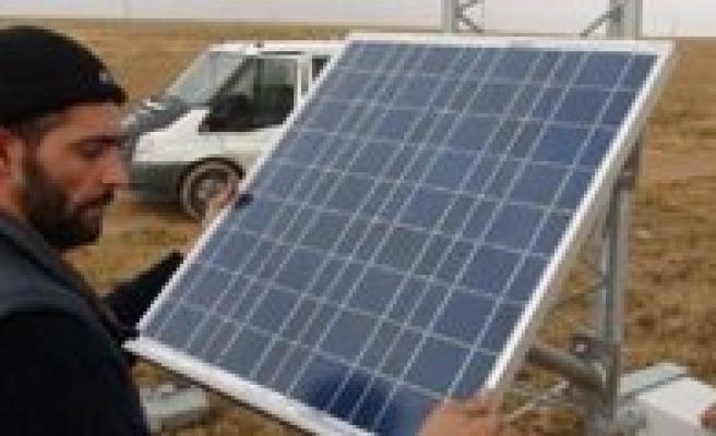 Günes Enerjisi Ölçüm Istasyonundan Hirsizlik