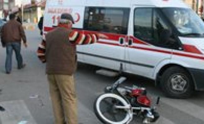 Trafik Kazalari: 7 Yarali