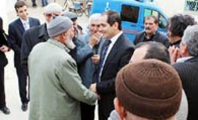 Ayranci Kaymakami Erat: Devlet Bizi Sizlere Hizmet Için Gönderdi