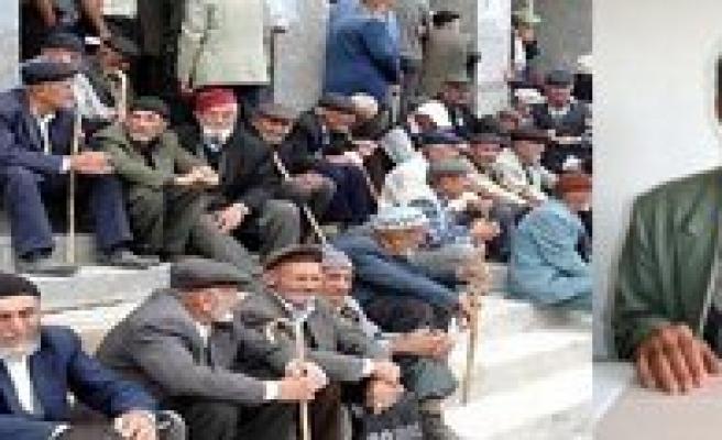 """Emekliler Dernegi Baskani Yilmaz: """"Biz Sizin Haklariniz Için Çabaliyoruz"""""""
