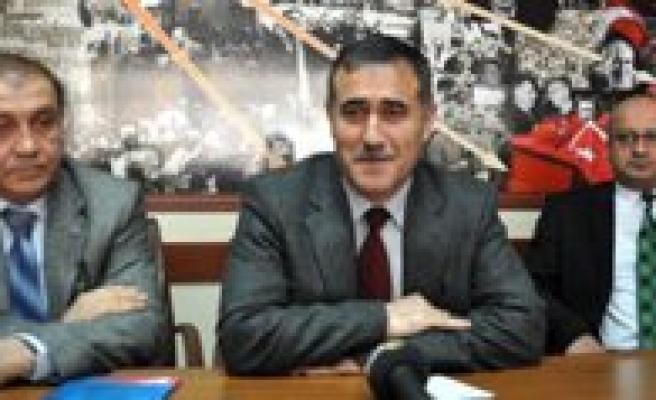 CHP Milletvekili Özkes Ilimizdeydi