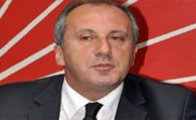CHP Grup Baskan Vekili Ince Yarin Ilimizde