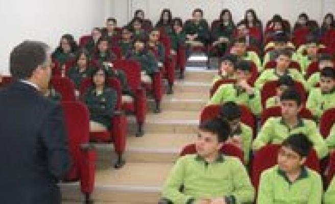 Gevher Hatun Koleji'nde Ufuk Turlari Basladi