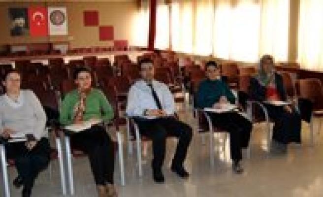 Halk Sagligi Laboratuari ISO 9001–2008 Kalite Yönetim Sistemi Çalismalarina Basladi