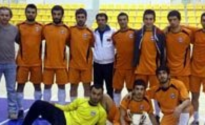 KMÜ Salon Futbolunda Sampiyon Oldu