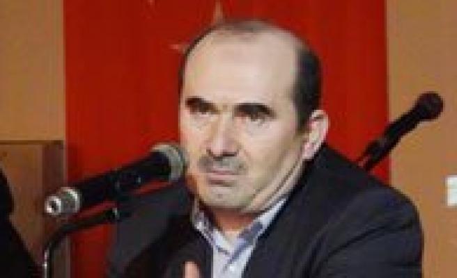 Ilahiyatçi Yazar Resit Haylamaz Karaman'da Efendimizi Anlatti