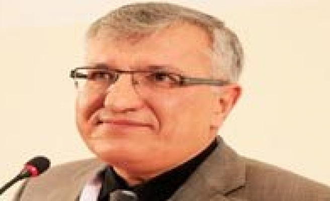 Prof. Dr. Turan Karatas, Atatürk Kültür Merkezi Baskani Oldu