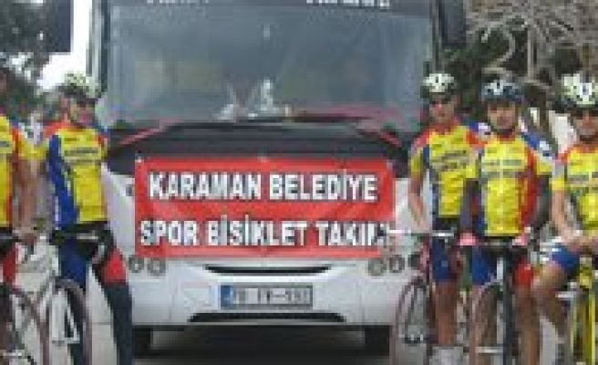 Belediye Spor Bisiklet Takimi Türkiye 3.'lügünü Garantiledi