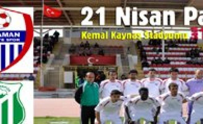 Karaman Belediye Spor Ceyhan'i Konuk Ediyor