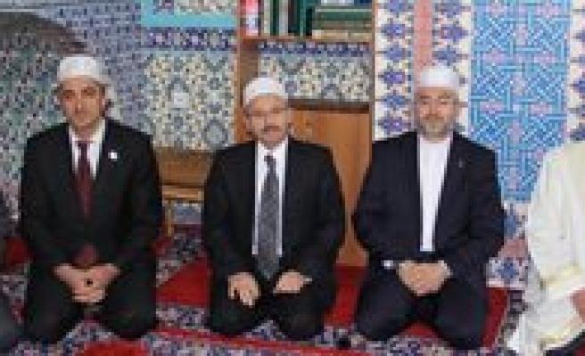 Kutlu Dogum Kur'an Ziyafeti Ile Sona Erdi