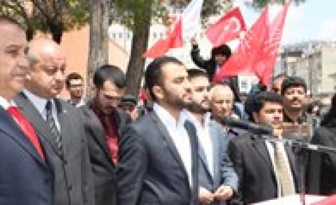 "CHP Il Baskani Ertugrul: Biz Bayramlarimiza Sahip Çikacagiz"""