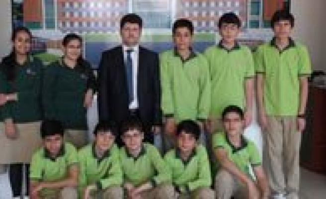 Gevher Hatun Koleji Matematik Olimpiyatlarinda Basarisini Tescilledi