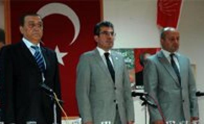CHP Genel Baskan Yardimcisi Gökhan Günaydin: `Çözüm Süreci Bize Anlatildigi Gibi Isleyen Bir Süreç Degil`