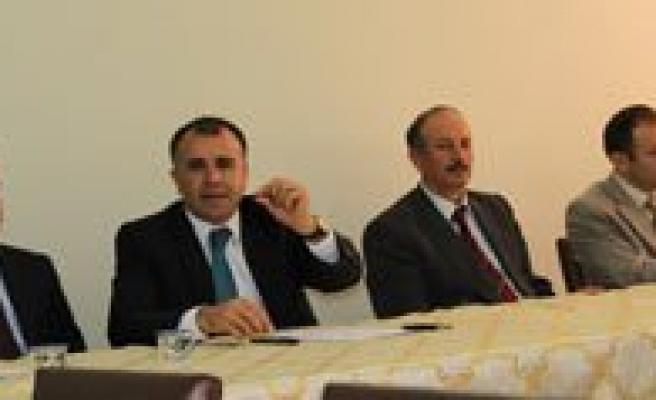 """Milli Egitim Müdürü Sultanoglu:""""Okuyan Bir Toplum, Her Alanda Basarili Olandir"""""""