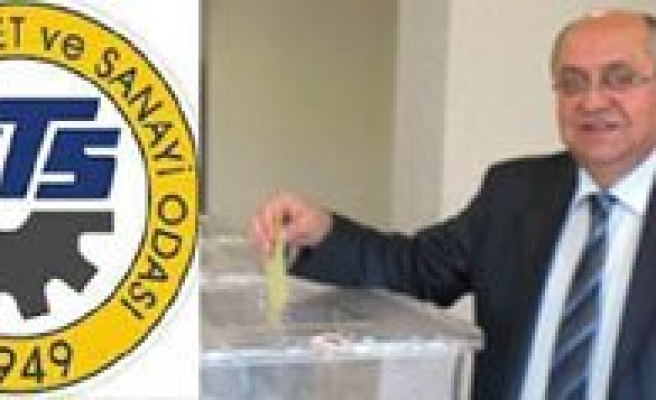 TSO Yönetim Kurulu Baskanligina Toktay Yeniden Seçildi