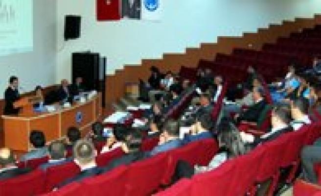 KMÜ'de Yenilenebilir Enerji ve Kooperatifçilik Konusuldu