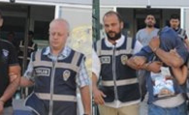 Karaman'dan da Kamyon Çalan Sebeke Antalya'da Yakalandi