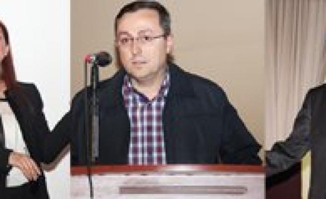 KMÜ'de Selçuk Üniversitesi Teknoloji Transfer Ofisinin Tanitimi Yapildi