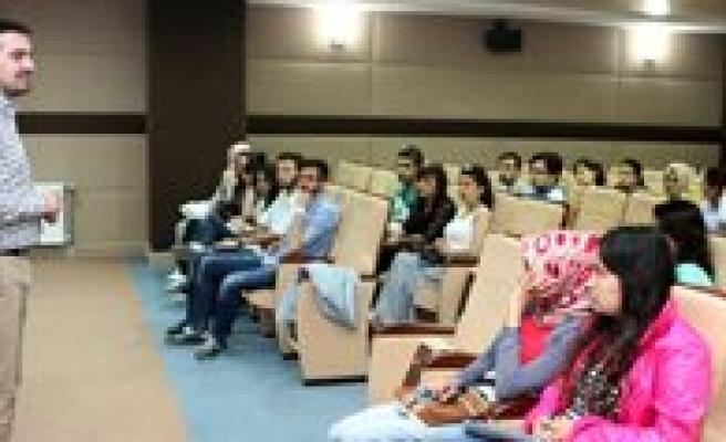 KMÜ'de ISO 9001 Egitimi
