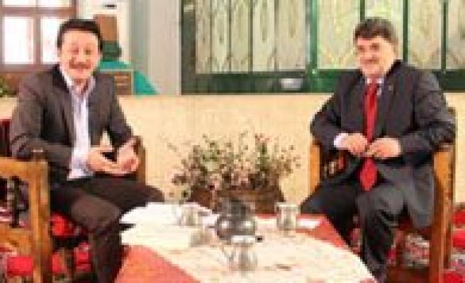 Müftü Degirmenci TRT Avaz'a Konuk Oldu