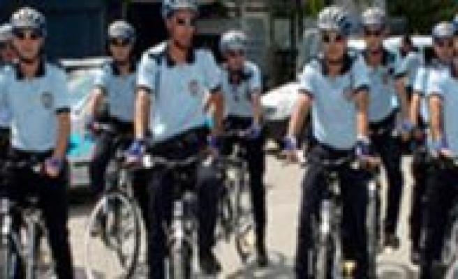 Trafik Denetiminde `Bisiklet` Dönemi