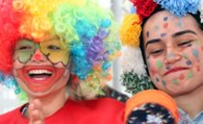 Saglik Hizmetleri Meslek Yüksekokulu Çocuk Gelisimi Bölümünden Renkli Etkinlikler