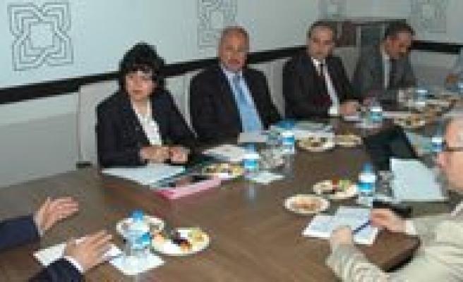 KOP Üniversiteler Birligi Genel Sekreterleri Bir Araya Geldi