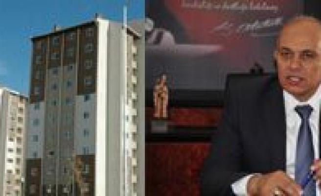 Karaman'a 5 Bin Isçi Konutu Yapilacak