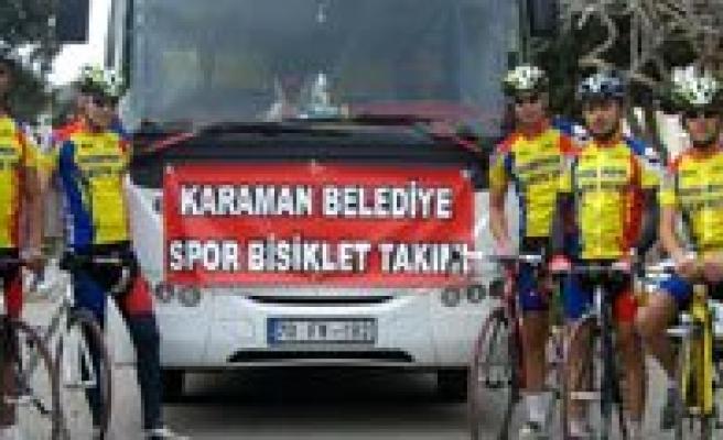 Bisikletçilerimiz Dag Bisikleti Yarislari Için Istanbul Yolcusu