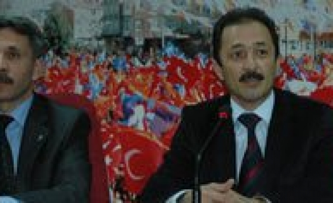 Ak Parti Il Baskani Dereli: En Iyi Yatirim Insana Yapilan Yatirimdir