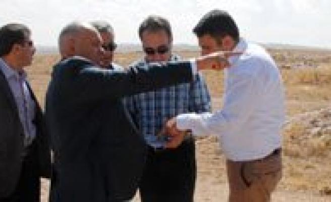 Karaman'a Isçi Konutlari Yapiliyor