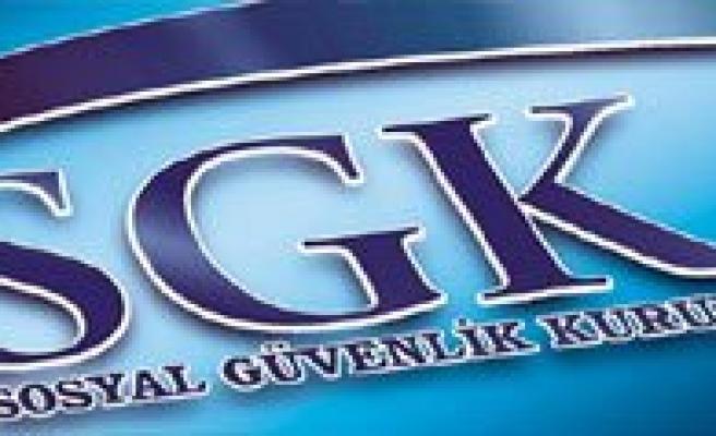 SGK'dan Ödeme Açiklamasi