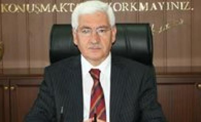 Vali Murat Koca'dan Taziye Mesaji