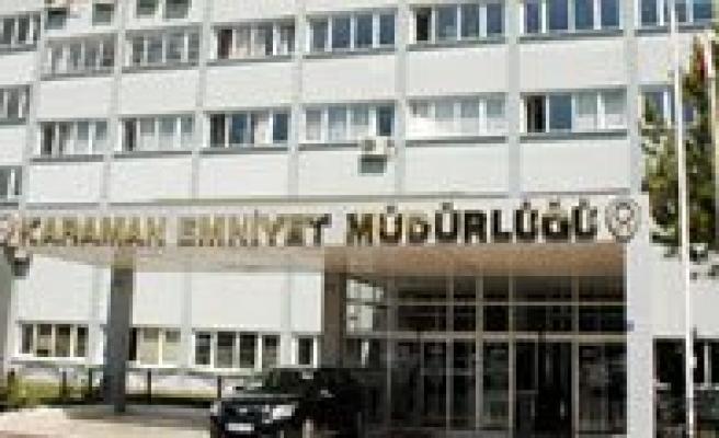 Karaman'da Okul Önünde Beklemenin Cezasi 189 Lira