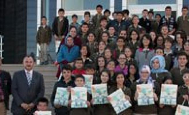 Özel Basari Koleji Ögrencileri KMÜ'de