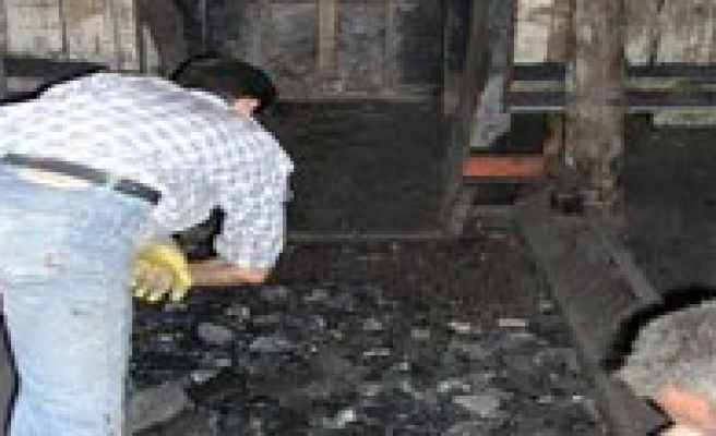 Ermenek'te Kömür Ocaklari Yeniden Çalismaya Basladi