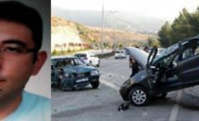 Doktor Çaglar Koç Kazada Hayatini Kaybetti